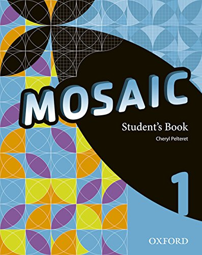 9780194666107: (14).MOSAIC 1ºESO.(STUDENTS BOOK)