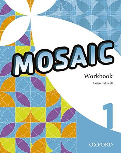 9780194666114: (14).MOSAIC 1ºESO.(WORKBOOK)