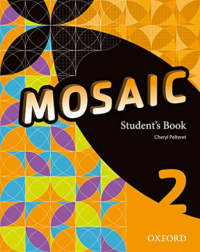 9780194666244: (15).MOSAIC 2ºESO.(STUDENTS BOOK)