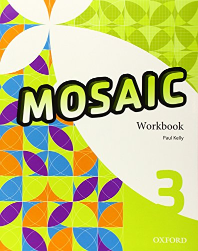 9780194666374: MOSAIC 3,Workbook.OXFORD.