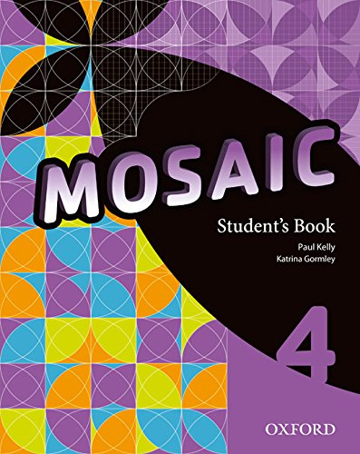 9780194666473: Mosaic 4. Student's Book