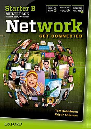 9780194671675: Network: Starter: Multi-Pack B: Student Book/Workbook Split Edition
