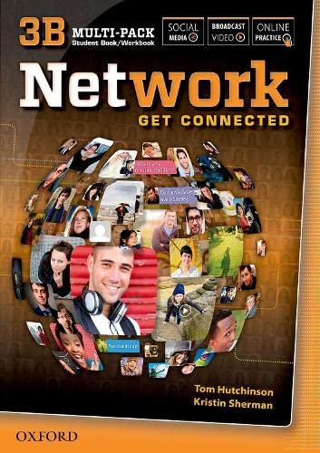 9780194671705: Network Student Book Workbook Multipack Book 3B