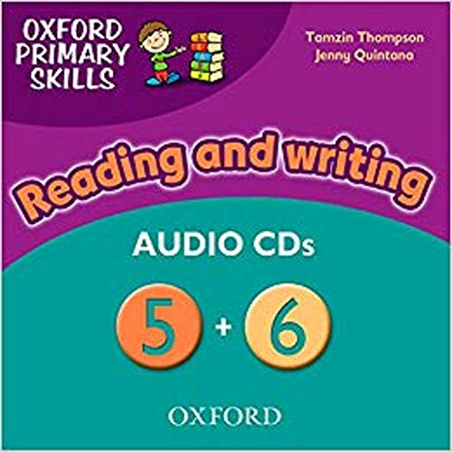 9780194674034: Oxford Primary Skills: 5-6: Class Audio CD