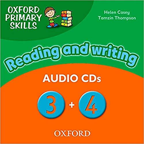 9780194674058: Oxford Primary Skills: 3-4: Class Audio CD