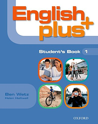 9780194700498: English Plus 1: Student's Book (ES)