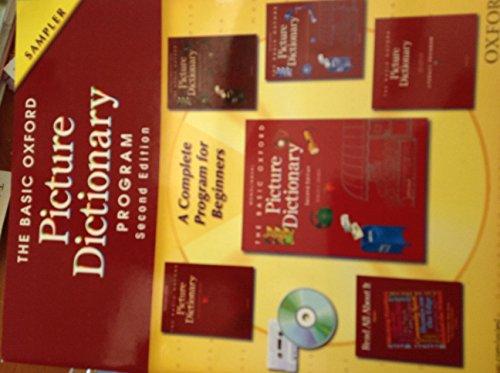 9780194700764: Basic Oxford Picture Dictionary & Literacy Program Sampler