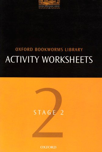 9780194701518: The Oxford Bookworms Library: Activity Worksheets (Oxford Bookworms ELT)