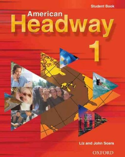 9780194701709: American Headway 1 (Sample Unit 2: Meeting People)