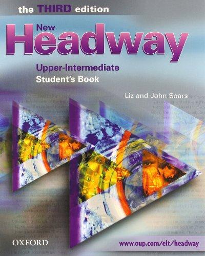 9780194701914: New headway. Upper intermediate. Student's book-Workbook. Without key. Con espansione online. Con CD Audio. Per le Scuole superiori