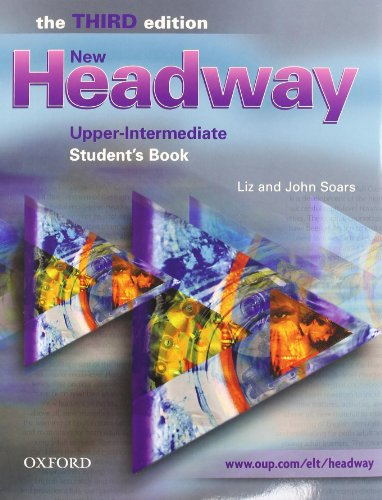 9780194701921: NEW HEADWAY: UPPER INTERMEDIATE, STUDENT'S BOOK.