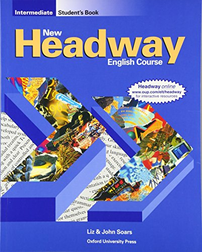 9780194702232: New Headway English Course: Intermediate Student's Book