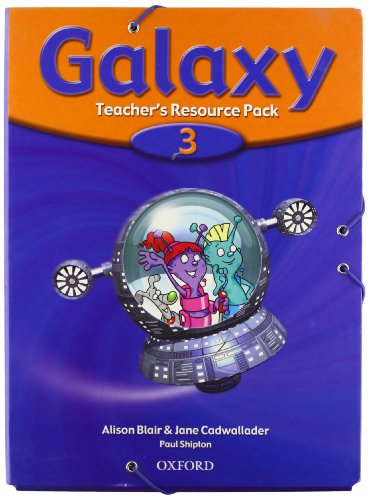 9780194702676: Galaxy 3: Teacher's Resource Pack