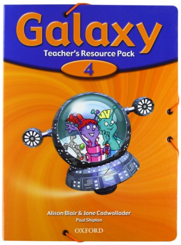 9780194702799: Galaxy 4: Teacher's Resource Pack