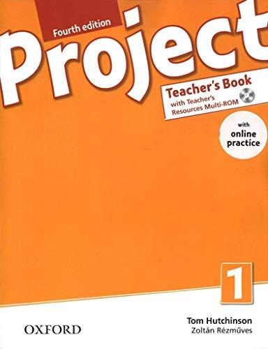 9780194704045: Project: Level 1: Teacher's Book Pack