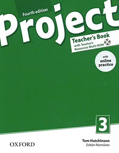 9780194704069: Project: Level 3: Teacher's Book Pack