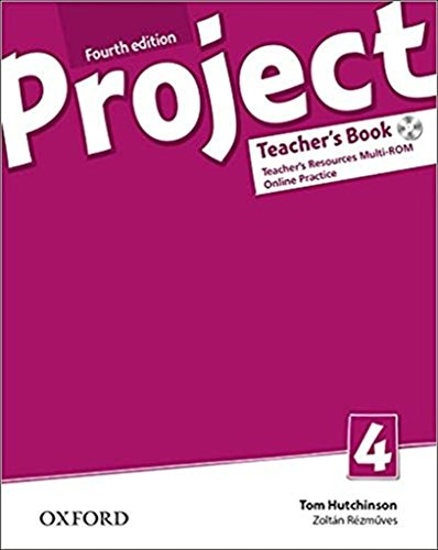 9780194704076: Project: Level 4: Teacher's Book Pack