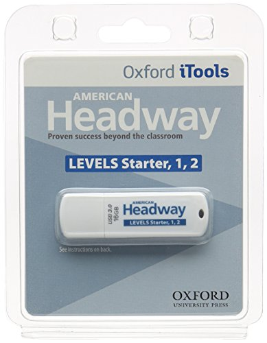 American Headway: (Levels Starter - 2): iTools on USB: Proven Success beyond the classroom