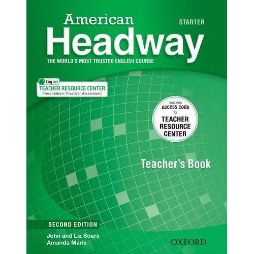 9780194704502: american headway starter 2/ed.- tb + tch