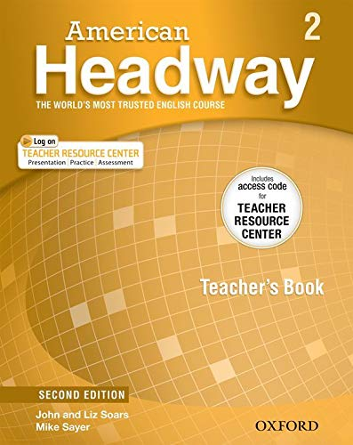 9780194704526: American Headway, Second Edition Level 2: American Headway 2: Teacher's Book Pack 2nd Edition