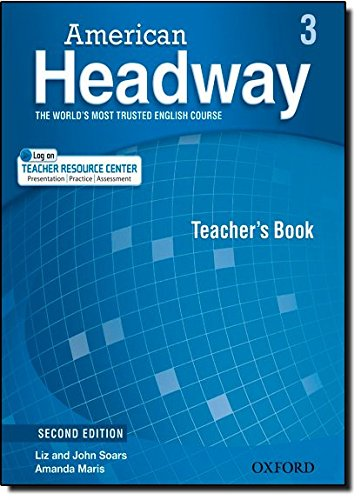 9780194704533: American Headway 3. Teacher's Book Pack 2nd Edition (American Headway Second Edition)