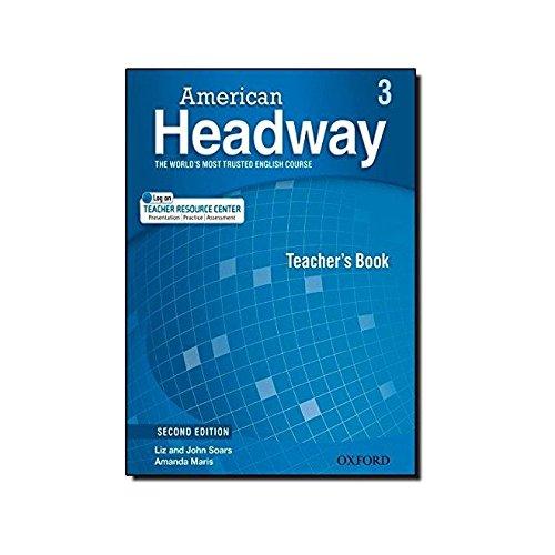 9780194704533: American Headway 3 2/Ed.- Tb + Tchs Acc