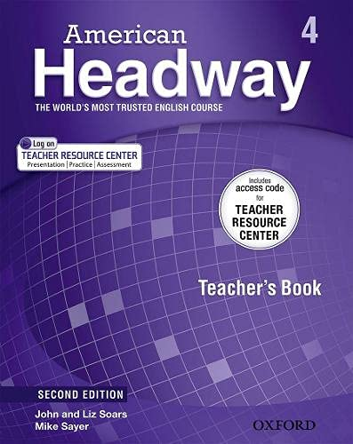 9780194704540: American Headway, Second Edition Level 4: Teacher's Pack