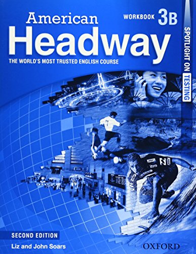 9780194704588: American Headway Second Edition Level 3b Workbook