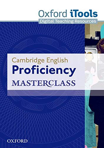 9780194705134: Cambridge English: Proficiency (CPE) Masterclass: iTools