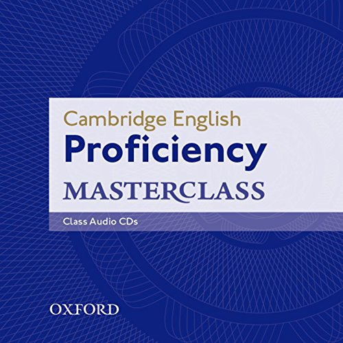 9780194705233: Cambridge English: Proficiency (CPE) Masterclass: Class Audio CDs (2): Master an exceptional level of English with confidence.