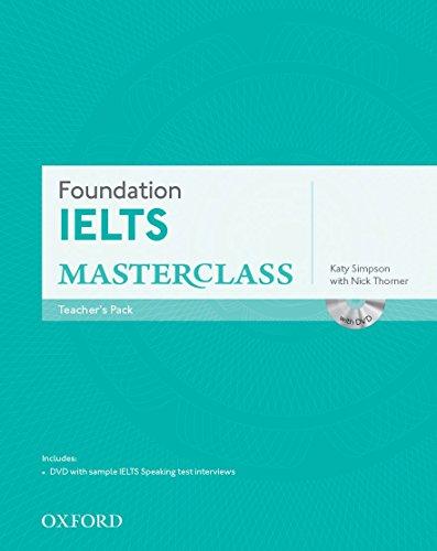 9780194705318: Foundation IELTS Masterclass: IELTS Found Masterclass Teacher's Resource Pack (Other Exams)