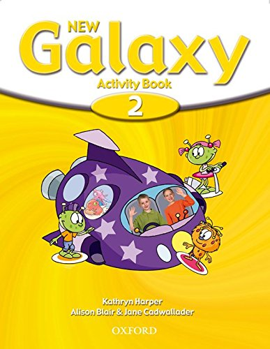 9780194707404: Galaxy 2: Activity Book New Edition