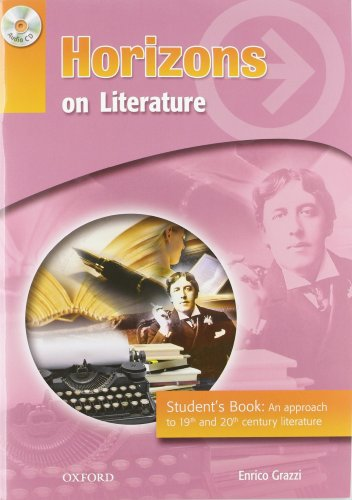 9780194708029: Horizons on literature. Student's book. Con CD Audio. Per gli Ist. professionali