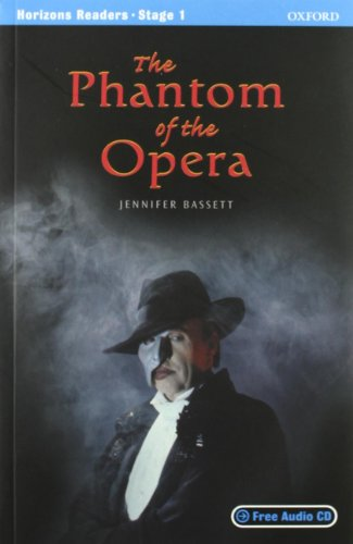9780194708050: The phantom of the Opera. Stage 1. Con CD Audio