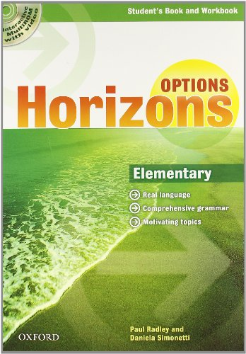 9780194708265: Horizons. Options. Elementary. Student's pack. Per le Scuole superiori. Con CD-ROM