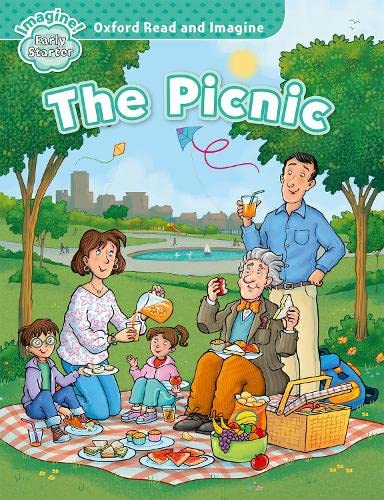 9780194709163: Oxford Read and Imagine: Early Starter: The Picnic