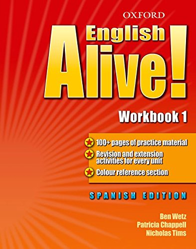 9780194710022: English alive! 1 wb spanish