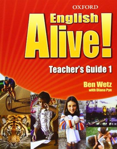 9780194710039: English Alive! 1: Teacher's Book