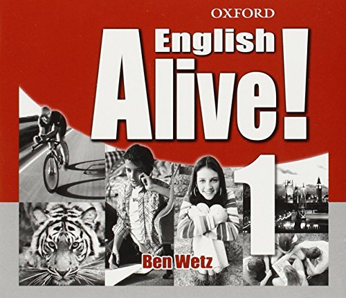 9780194710060: English Alive! 1: Class Audio CD