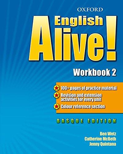 9780194710091: English Alive! 2 Workbook (Basque)