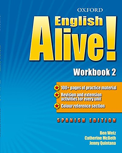 9780194710107: English Alive! 2: Workbook (Spanish)