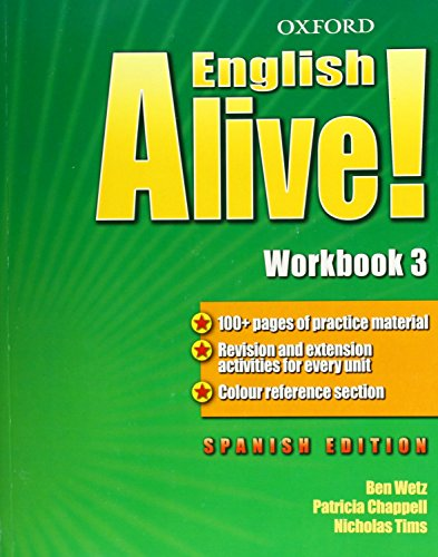 9780194710183: English Alive! 3: Workbook (Spanish) - 9780194710183