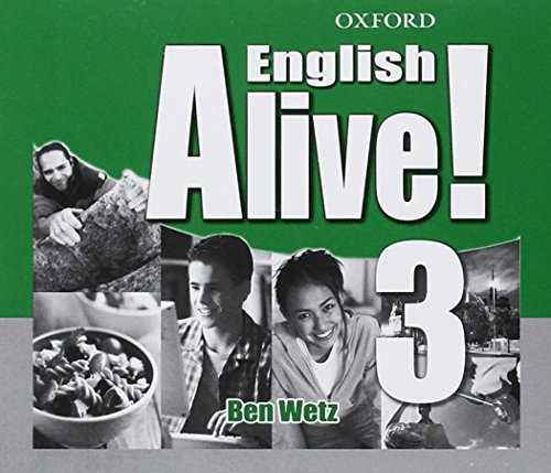 9780194710206: ENGLISH ALIVE! 3 CLASS AUDIO CD