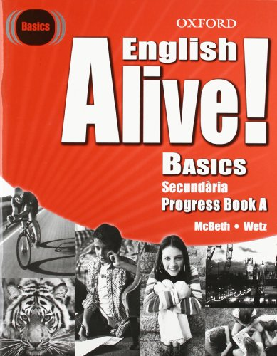 9780194710367: English alive! basics a progress bk cat