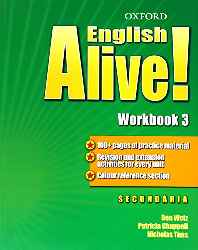 9780194710466: English Alive! 3: Workbook (Catalán) - 9780194710466