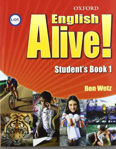 9780194710817: English alive! 1 sb pack