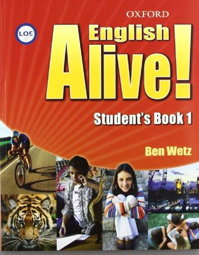 9780194710817: English alive! 1 sb pack
