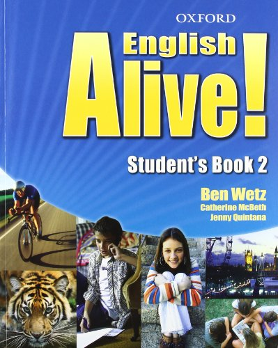 9780194710824: English Alive! 2. Student's Book + Multi-Rom