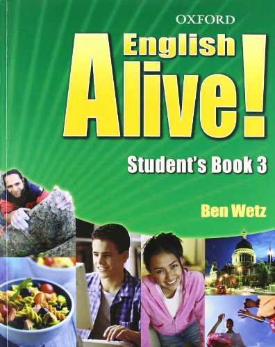 9780194710831: English Alive! 3: Student's Book Pack - 9780194710831