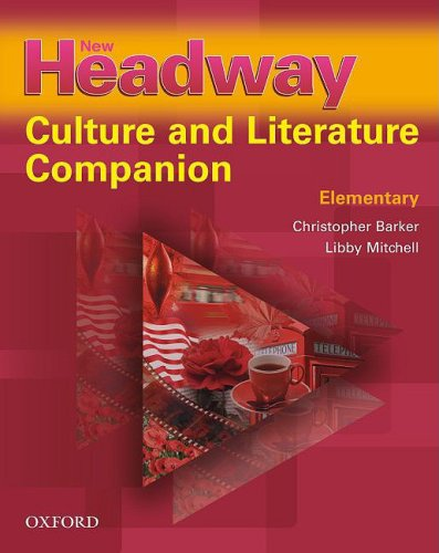 9780194711029: New Headway Elementary Culture & Literature Companion